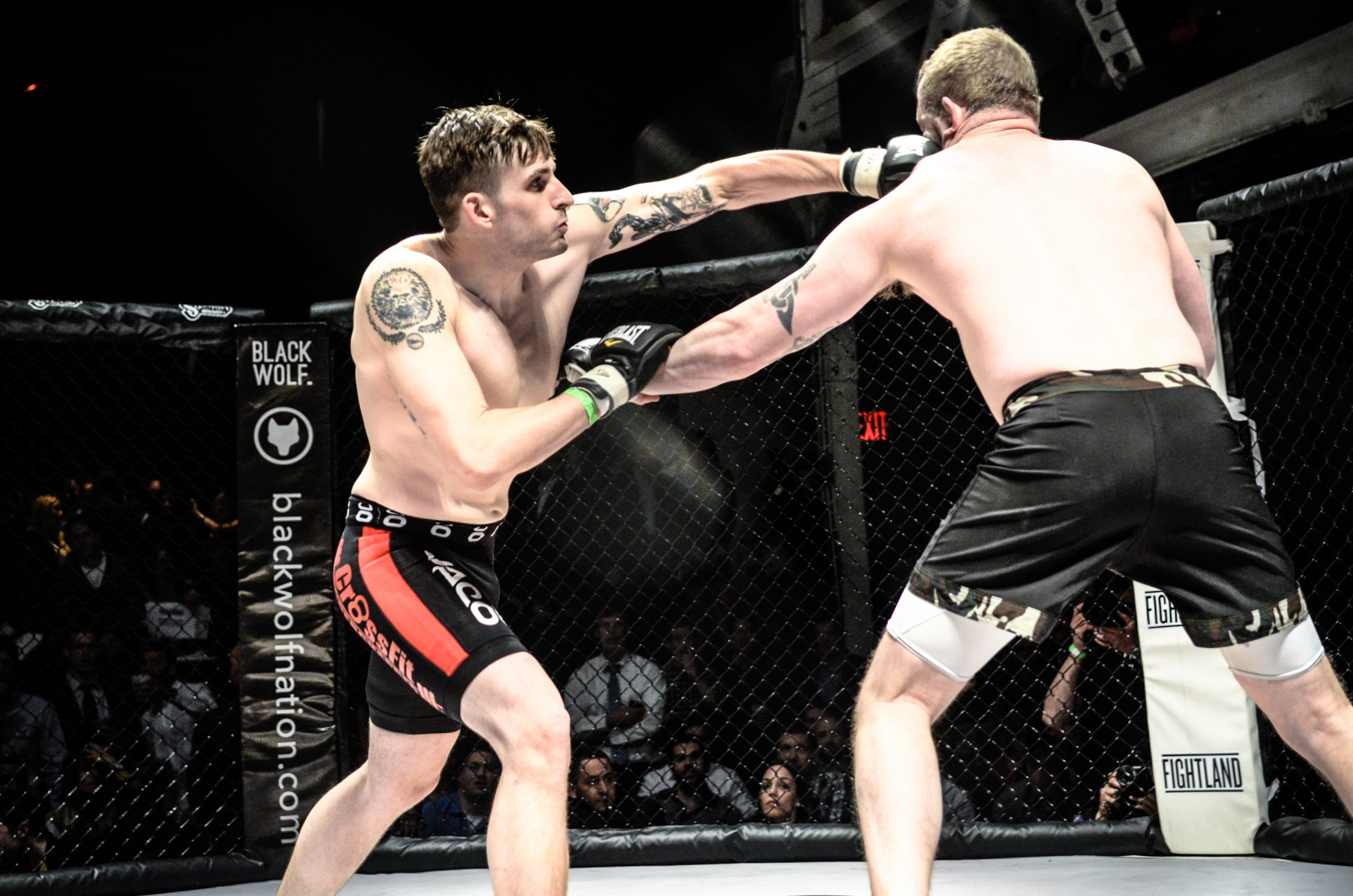 Jake Skelly NYC Co Main Event Victory Combat Sports
